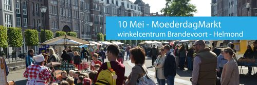 Bijzonder nieuw evenement in Helmond: MoederdagMarkt |