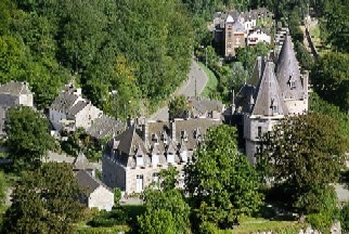 Tourelles castle in Durby, Belgium - known as the smallest town on earth, but also one of the prettiest and renowned for its excellent food.: Fancy Stuff, Home, Favorite Places, Corner, Belgium, Castle, Dream Travels