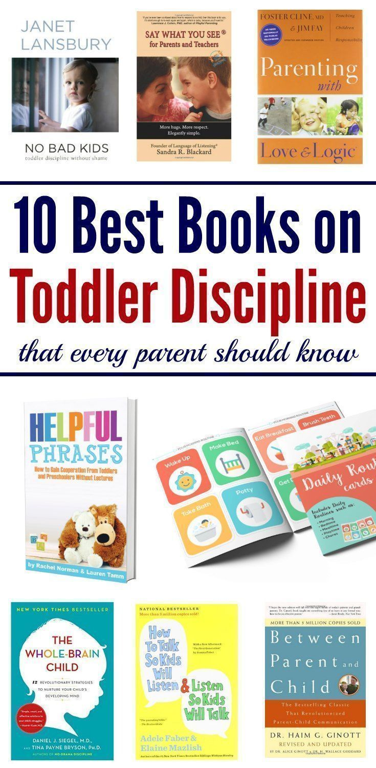 My all-time favorite books on toddler discipline that create a peaceful home, reduce parenting stress, and build the relationship with your child you always wanted. ** Loved this post and got several books on toddlers from the list. #parentingtipsfortoddlers #GentleParenting