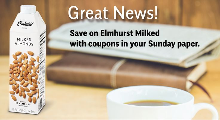 Interested in our product? Check your local Sunday paper for a $1.00 off coupon and bring it to your local Publix Super Market.  #Coupon #Dairy-Free