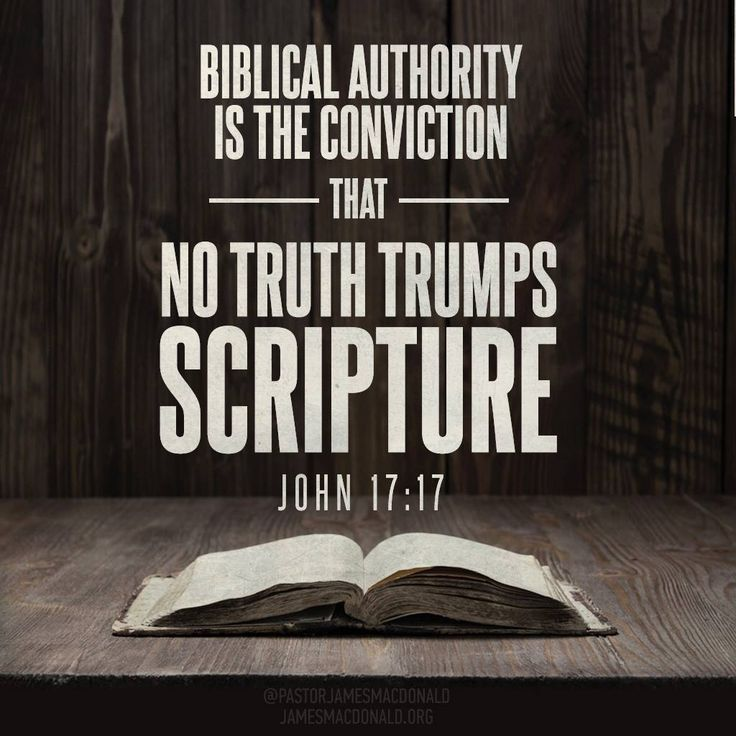 Image result for biblical authority