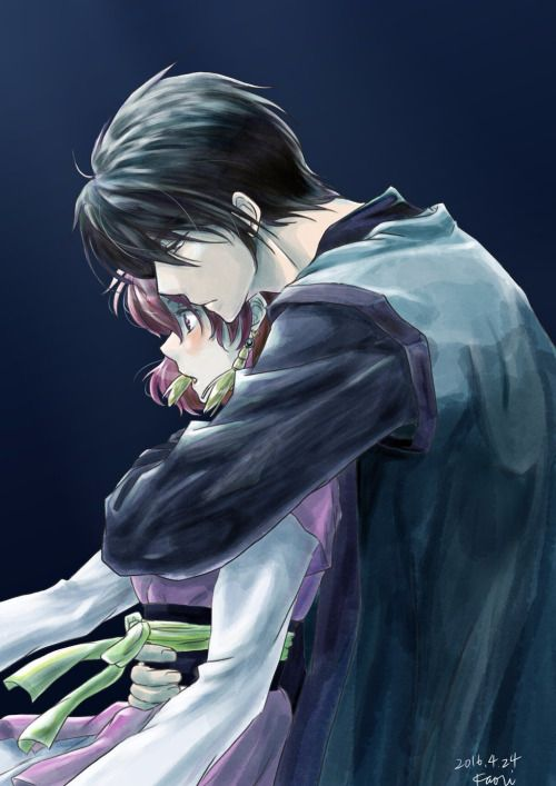 "Akatsuki no Yona/Yona of the Dawn - Princess Yona & ""Thuderbeast"" Son Hak"