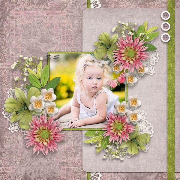 """""""Blossoms of Life"""" by Alexis Design Studio http://www.thedigichick.com/shop/Blossoms-of-Life-Kit-and-FWP.html ADS_ForHer_template_May2017 https://alexisdesignstudio.wordpress.com/fangift/ photo Irina Grišina use with permission"""