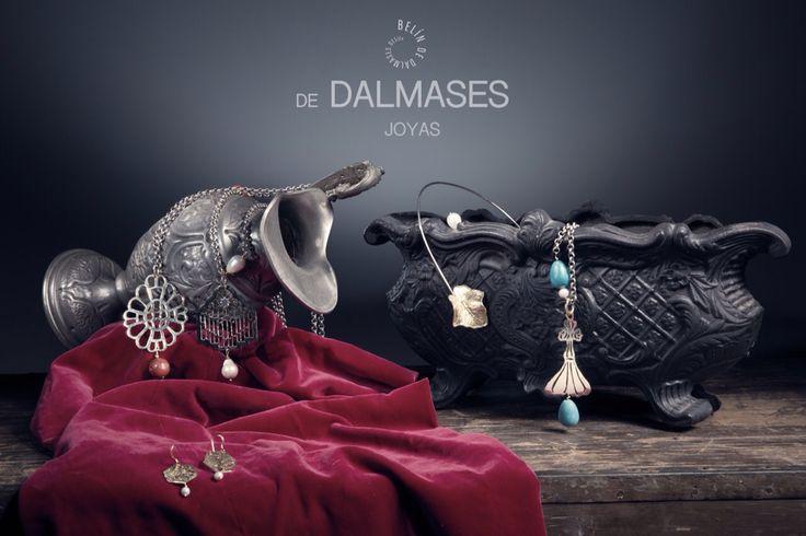 Best Gaudi inspired jewels! By Belin de Dalmases