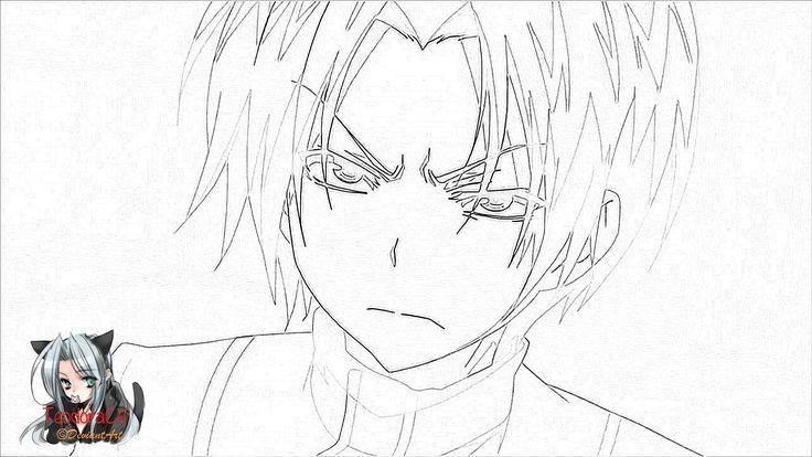 Misono Alicein Sketch by me.