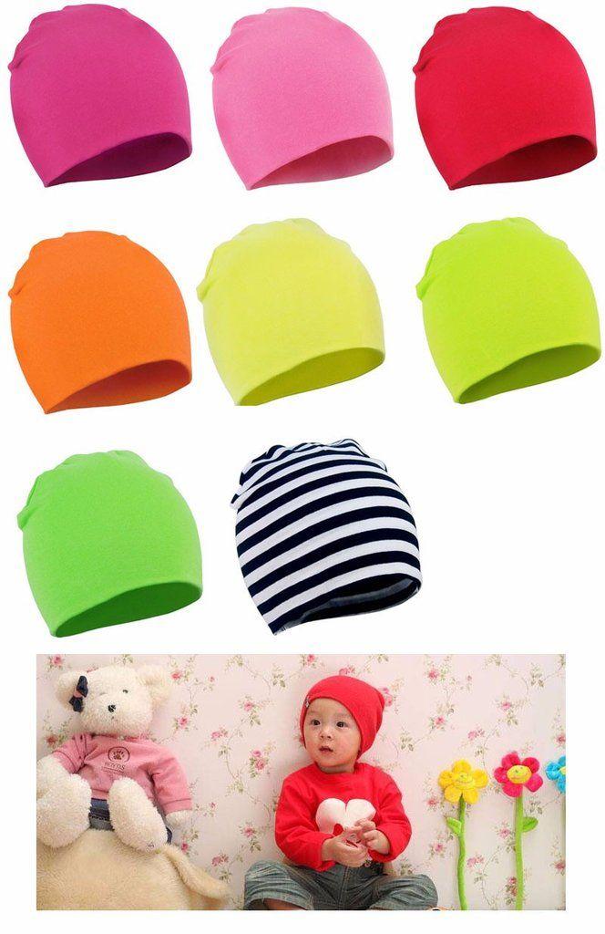 Baby Hat (0-24M) - 21Colors