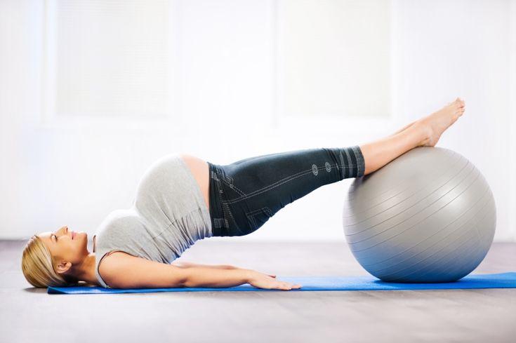 Faire de l'activité physique pendant la grossesse.