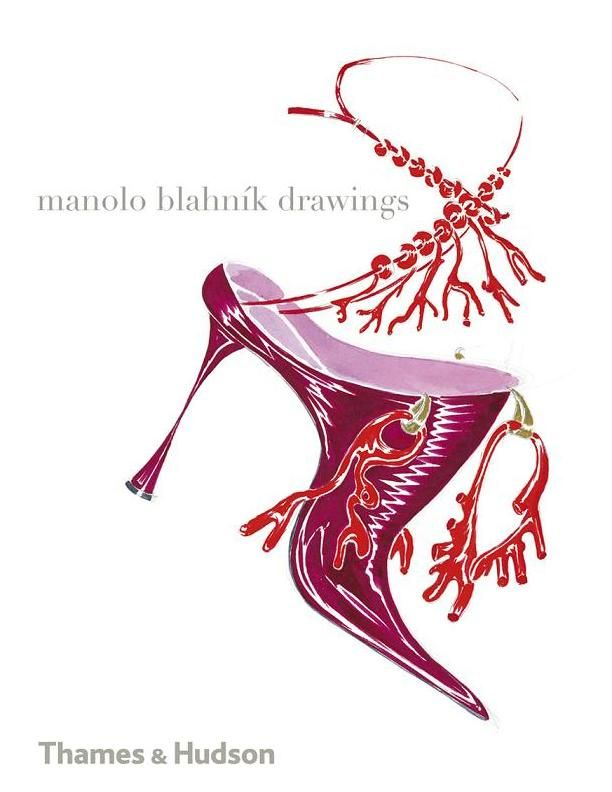drawings manolo blahnik | Librería GRAPHICBOOK: Libros: Manolo Blahnik Drawings ( mini )