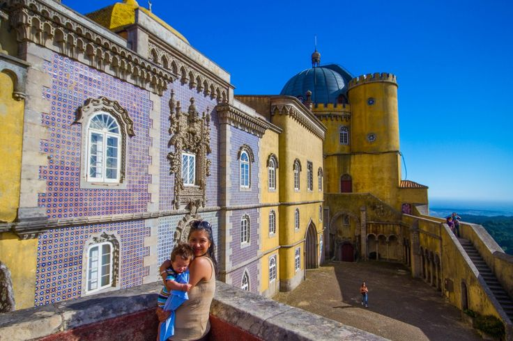Portugal - The colours of Sintra