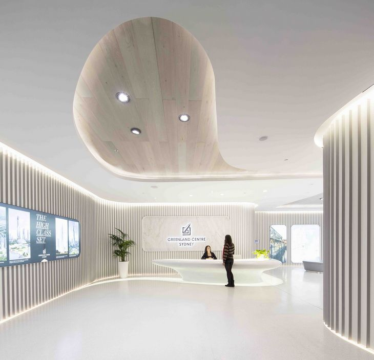 Greenland Centre by LAVA and PTW