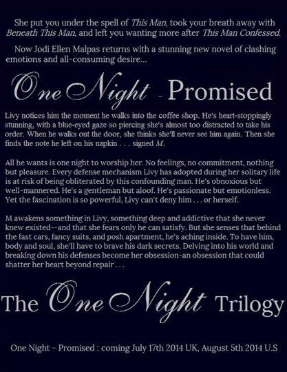 photo OneNight-Promised
