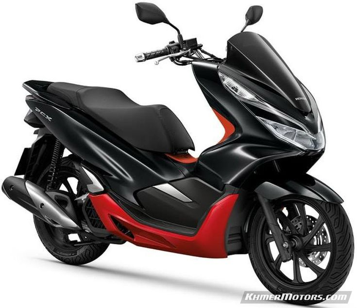 The new HONDA PCX150 2019 is officially available in the Khmer market