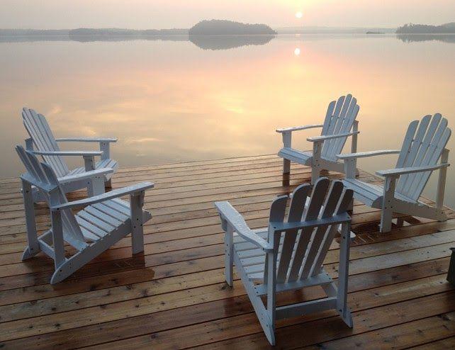 Vicky's Home: Casa del lago / Lake Cottage