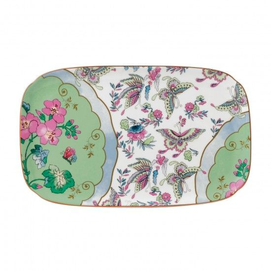 Butterfly Bloom Sandwich Tray
