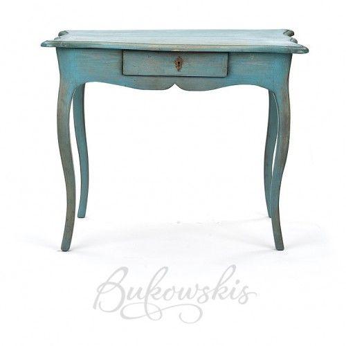 Rococo Desk 1700's -Swedish Furniture From Bukowski Market- Gustavian, Gustavian Furniture, Rococo Swedish, Swedish Antiques, Swedish Auctio...