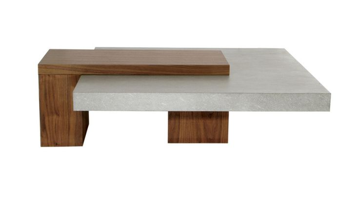 A Coffee Table Made Of Natural Stone Is Characterized Like The Most Durable And Substantial It