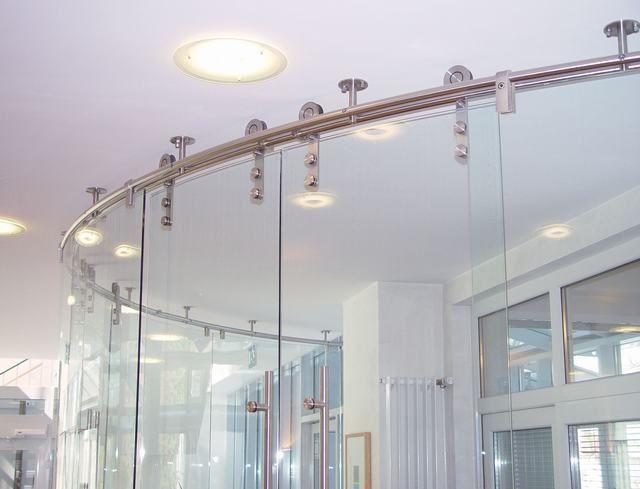 Glazen schuifdeur   Luxe schuifsysteem   Inspiratie woonomgeving   Inspiratie werkomgeving