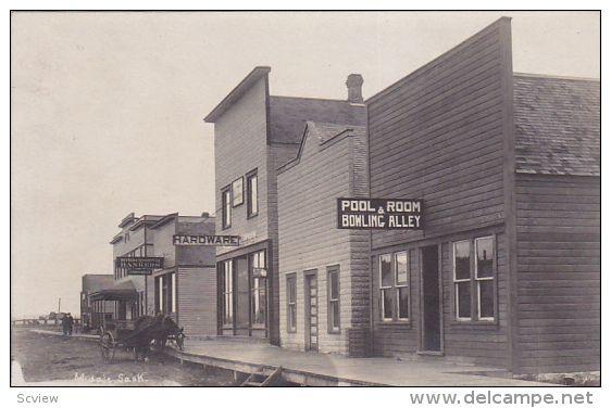 RP: Main Street , MIDALE , Saskatchewan , Canada , 00-10s Item number: 282262604 - Delcampe.com