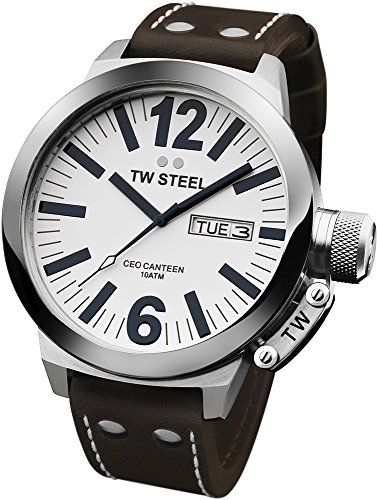 TW Steel CE1005 Armbanduhr - CE1005 - http://besteckkaufen.com/tw-steel/tw-steel-ce1005-armbanduhr-ce1005
