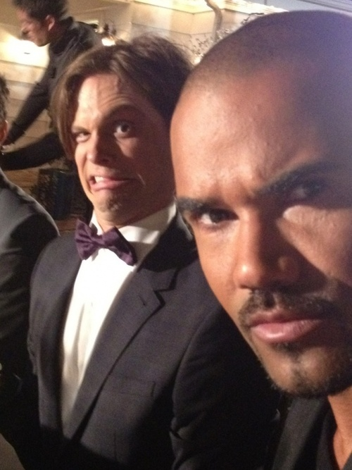 CRIMINAL MINDS♥ the faces he makes XD