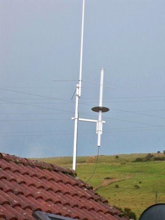 17 Best Images About Antennas Vhf Uhf Homebrew Ham Amp Tv On