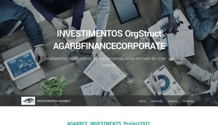project AGARBCF- investments-agarbfinancecorporate