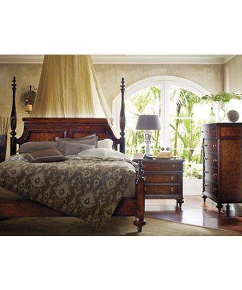 Stanley Furniture Bedroom Poster Bed 5 0 Queen 020 13 42