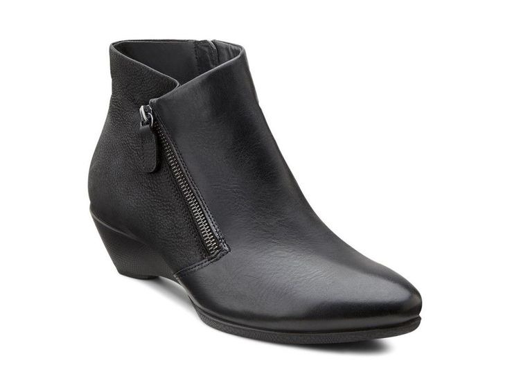 Shop womens boots - ECCO Sculptured 45 W Ankle Zip at ECCO USA. These boots  from our womens collection are perfect for women looking for formal boots.
