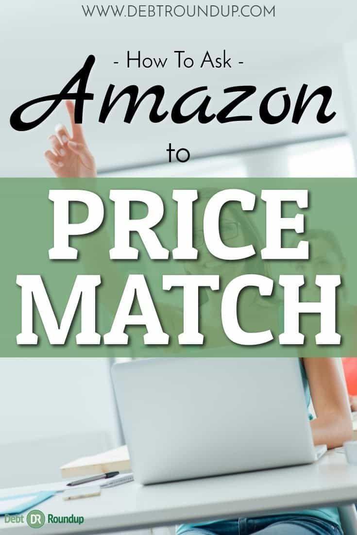 Amazon Price match tactics