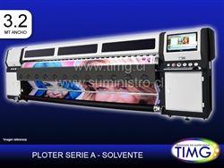 Los nuevos ploter de impresión solvente con cabezal konica minolta 512i son los más rápidos del mercado con su velocidad de impresión de hasta 200 mt2 hora, - http://www.suministro.cl/product_p/6201030007.htm