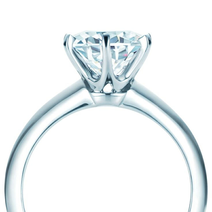The ring that holds the promise. The Tiffany® Setting engagement ring. #TiffanyPinterest