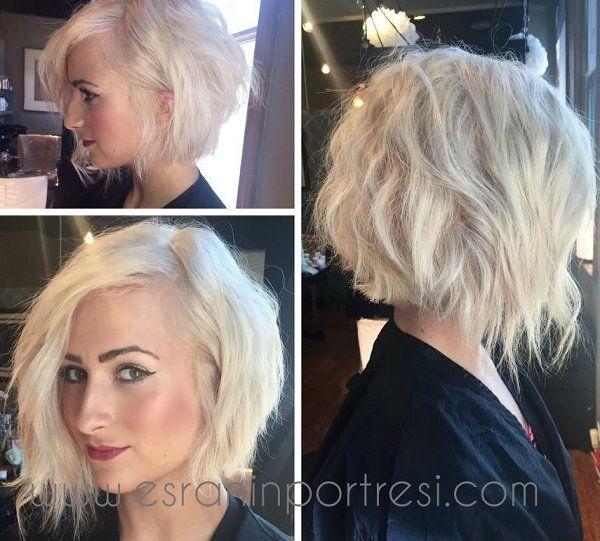 Pixie'den Bob'a Yaza Özel Kısa Saç Modelleri