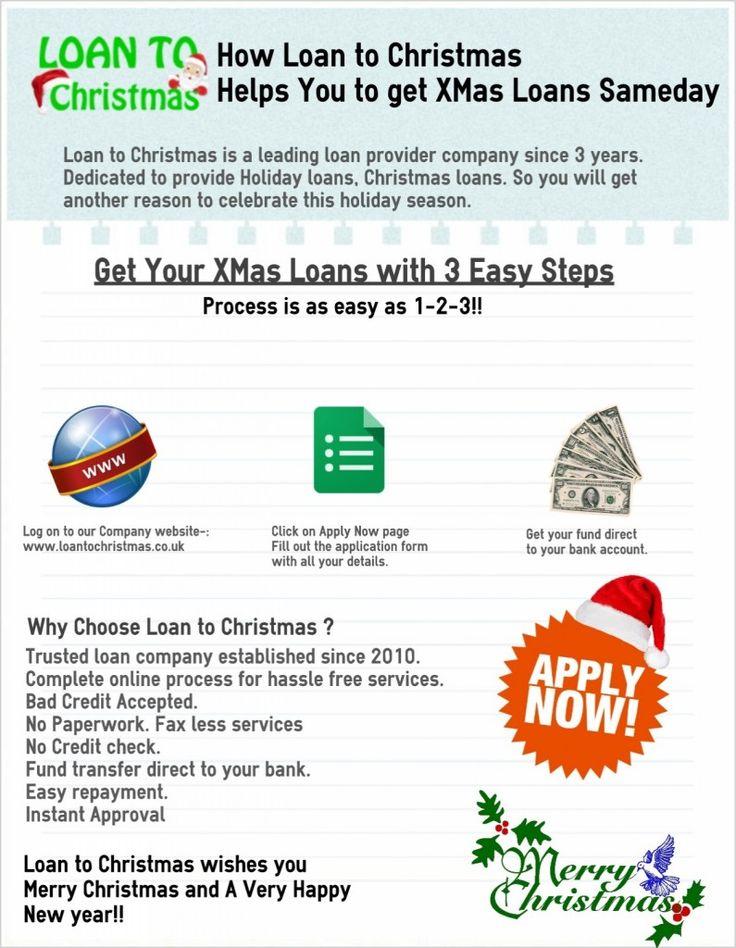 xmas payday loans photos - Christmas Loans No Credit Check