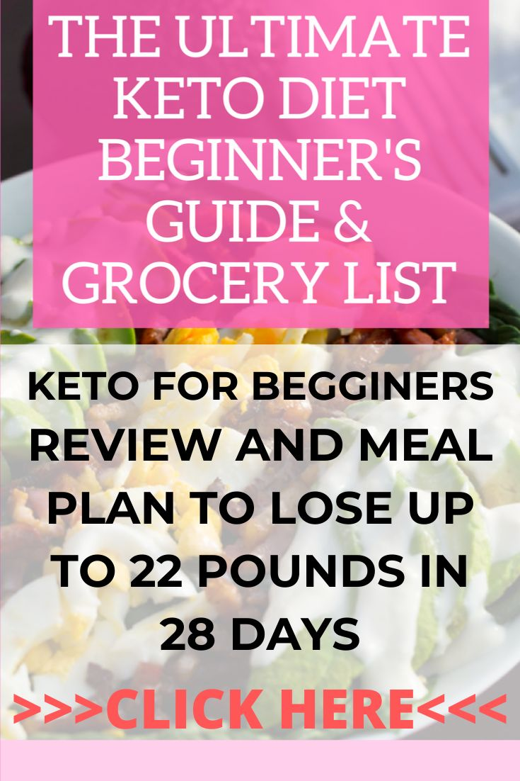 Keto diet for begginers – how to start keto diet with a custom meal plan