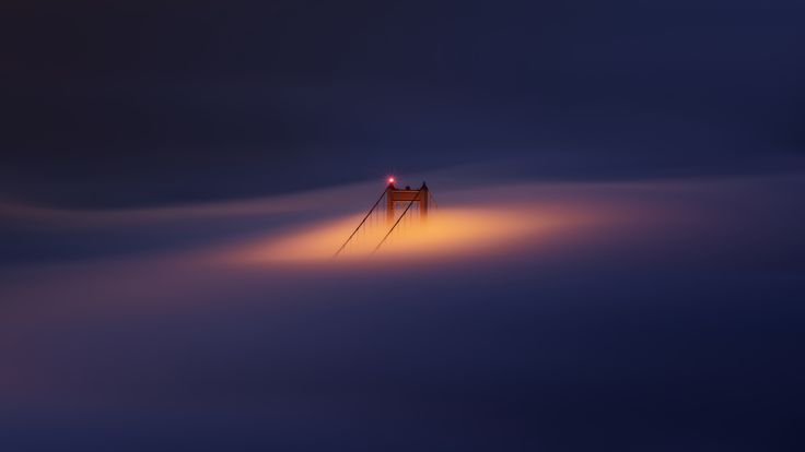 Golden Gate Bridge Fog Image | National Geographic Your Shot Photo of the Day