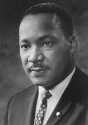 Martin Luther King, Jr. (January 15, 1929 – April 4, 1968) was an American clergyman, activist, and leader in the African-American Civil Rights Movement. He is best known for his role in the advancement of civil rights using nonviolent civil disobedience. King has become a national icon in the history of American progressivism