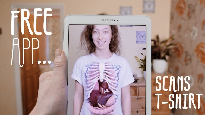 L'essor de la réalité augmentée ne semble pas près de s'interrompre. En suivant ce courant, une campagne Kickstarter est lancée : Virtuali-Tee.