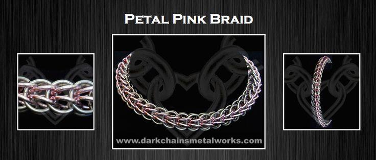 Petal Pink Braid