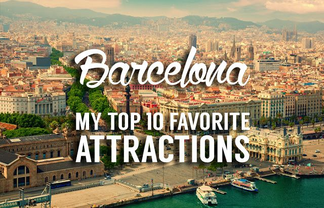 Still under the influence of my most recent trip to Barcelona, here are my top 10 favorite attractions from the city of Gaudi. The order is totally random, because everything impressed me in a different way and enriched my experience in this amazing city.