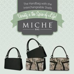 Like Me On Fb I Love My Miche Bag
