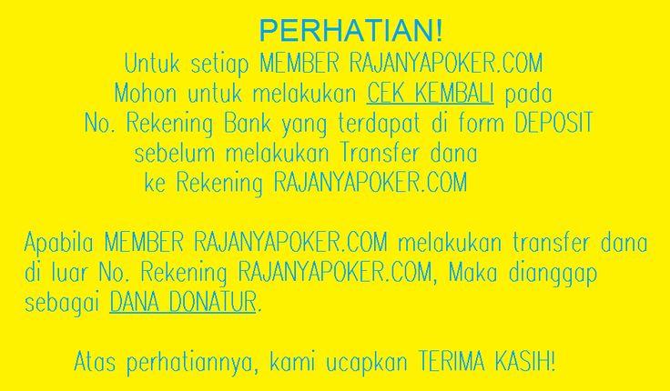 Poker Online Indonesia Terbesar