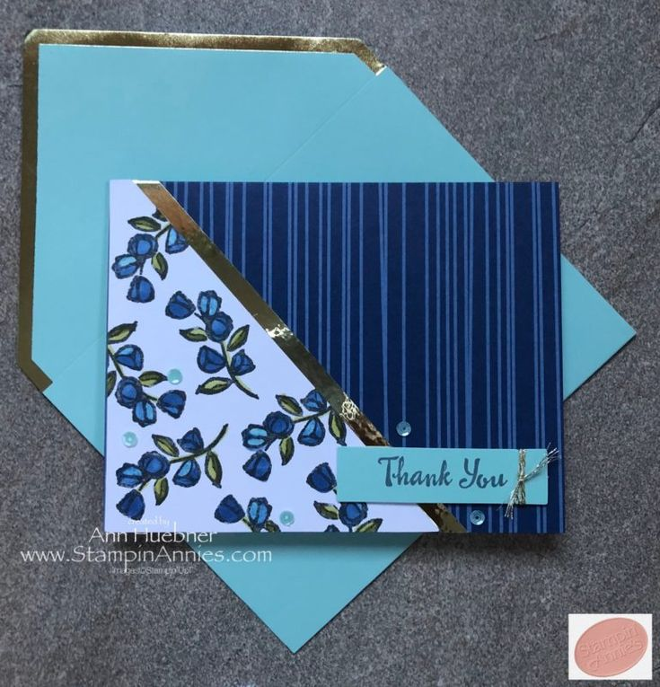 Petal Palette Floral Card with Color Me Happy Project Kit by Stampin' Up!