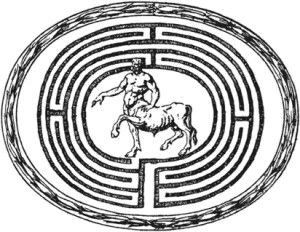 The ancient Greeks and their perception of the labyrinth. The myth about Minotaur in the centre of a structure called the labyrinth, the legend about Ariadne, who gave Theseus a ball of wool when he entered the labyrinth (so that he would safely return), and eventually the fact that the constructor of the labyrinth, the wise Daedal and his son Icarus were trapped inside of it, creates a completely different image in our minds from the one that labyrinths probably have in their original…