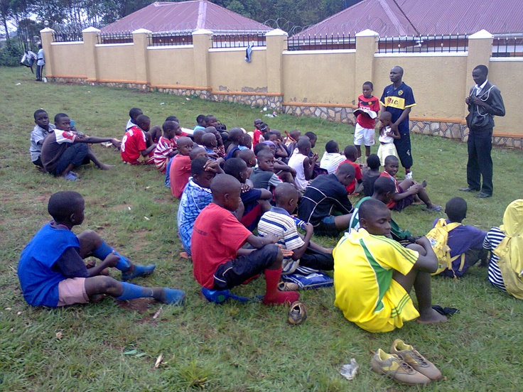 www.handofgodsoccerprojectministry.com Its every easy to call kids from any where street, pauper life and from suffer to play soccer and after you teach them about Love of God but its extremely hard to find them in suffer and start teaching them about God no one can listen. Thank you God: Call Kids