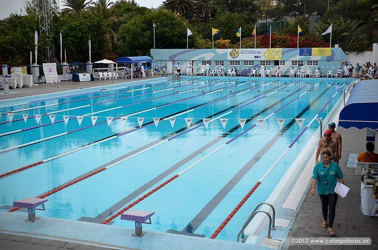 C n las palmas pool gran canaria canarias swim nadar for Piscina valsequillo