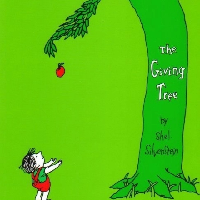 The giving tree | Books Worth Reading | Pinterest
