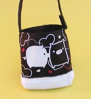 Monokuro Boo Mini Bag (010041)