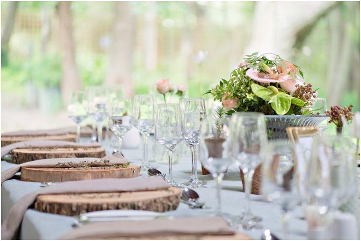 Clarisse & Luca | Oakfield Farm wedding Peach gold and mint wedding South Africa Wedding