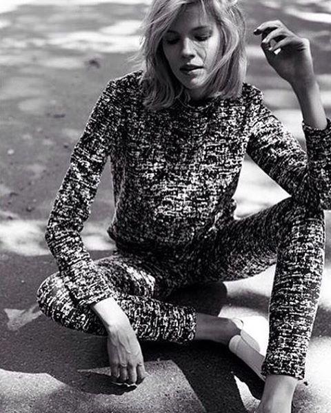 So simple so beautiful Elle blouse & pants #stormandmarie #smfall16 #elleblouse #ellepants #womanwelove @loesenlois