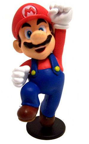 1990s | Press The Buttons: Mario Toys Look Fantastic